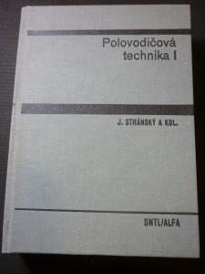 náhled knihy - polovodičová technika I.