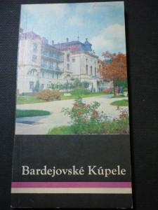 náhled knihy - Bardejovské Kúpele