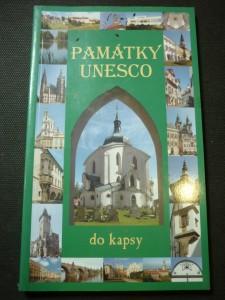 náhled knihy - Památky UNESCO do kapsy