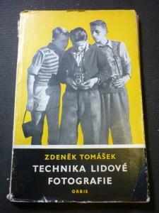 náhled knihy - Technika lidové fotografie