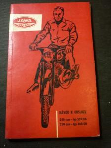 náhled knihy - Jawa návod k obsluze