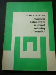 náhled knihy - Moderní skladování a jakost zeleniny a brambor