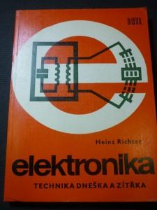 náhled knihy - elektrotechnika: technika dneška a zítřka