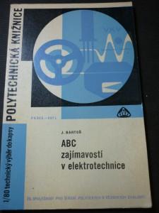 náhled knihy - ABC zajímavostí v elektrotechnice