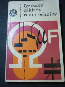 náhled knihy - Fyzikální základy radiotechniky