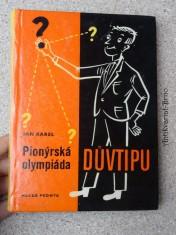 náhled knihy - Pionýrská olympiáda důvtipu