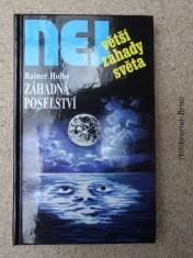 náhled knihy - Záhadná poselství