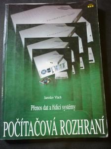 náhled knihy - Počítačová rozhraní : přenos dat a řídicí systémy