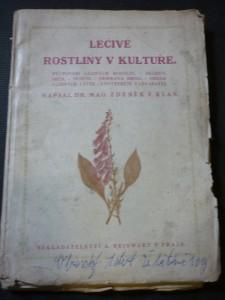 náhled knihy - Léčivé rostliny v kultuře