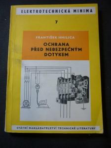 náhled knihy - Ochrana před nebezpečným dotykem