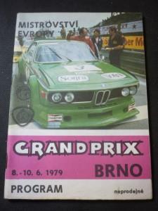náhled knihy - Grand Prix Brno