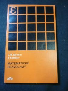 náhled knihy - Matematické hlavolamy