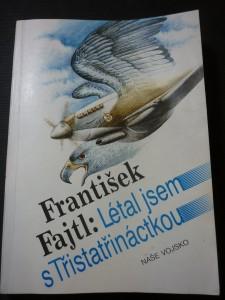 náhled knihy - létal jsem s tristatřináctkou
