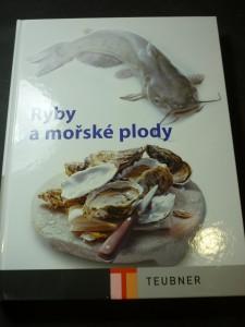náhled knihy - Ryby a mořské plody