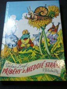 náhled knihy - Příběhy z Medové stráně