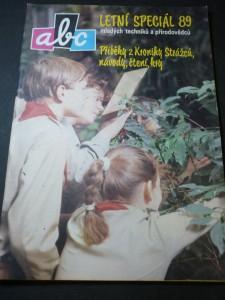 náhled knihy - ABC letní speciál 89