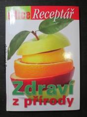 náhled knihy - Zdraví z přírody