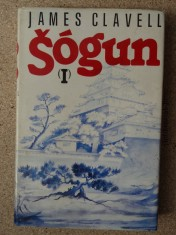 náhled knihy - Šógun : román o Japonsku