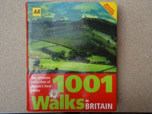 náhled knihy - 1001 walks in britain
