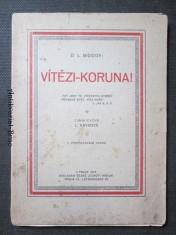 náhled knihy - Vítězi-koruna!