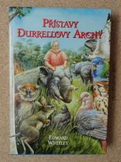 náhled knihy - Přístavy Durrellovy archy