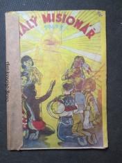 náhled knihy - Malý misionář 1947-8. Kalendář pro dítky