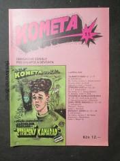 náhled knihy - Kometa č. 11. Obrázkové seriály pro chlapce a děvčata