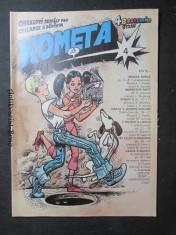 náhled knihy - Kometa. č. 4. Obrázkové seriály pro chlapce a děvčata.