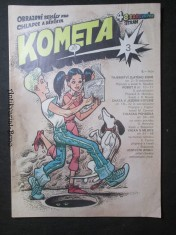 náhled knihy - Kometa č. 3. Obrázkové seriály pro chlapce a děvčata.