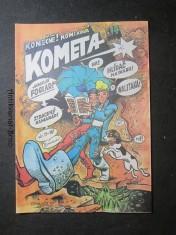 náhled knihy - Kometa. č. 14