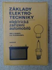 náhled knihy - Základy elektrotechniky pro střední průmyslové školy elektrotechnické