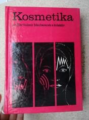 náhled knihy - Kosmetika : Příručka pro výuku kosmetiček