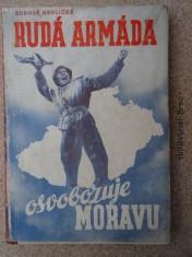 náhled knihy - Rudá armáda osvobozuje Moravu : kronika posledního válečného jara