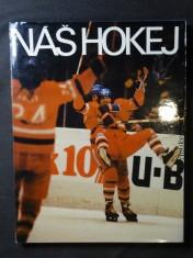 náhled knihy - Náš hokej