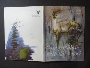 náhled knihy - Co si povídají zvířátka v noci
