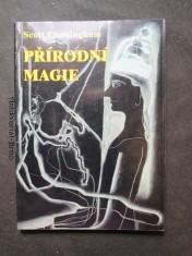 náhled knihy - Přírodní magie : (Země, vzduch, oheň a voda)