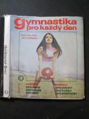 náhled knihy - Gymnastika pro každý den
