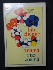 náhled knihy - Biochemie známá i neznámá