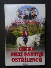 náhled knihy - Lucka mezi partou ostřílenců