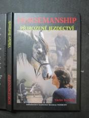 náhled knihy - Horsemanship - přirozené jezdectví