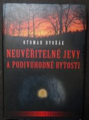 náhled knihy - Neuvěřitelné jevy a podivuhodné bytosti
