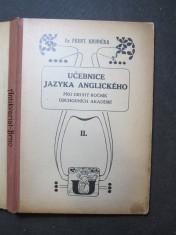 náhled knihy - Učebnice jazyka anglického