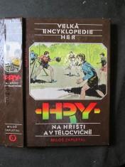 náhled knihy - Hry na hřišti a v tělocvičně. Velká encyklopedie her. III díl