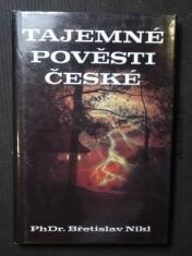 náhled knihy - Tajemné pověsti české