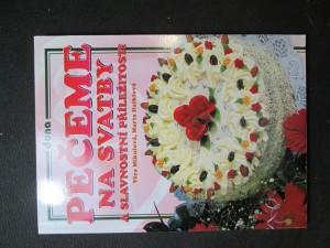 náhled knihy - Pečeme na svatby a slavnostní příležitosti