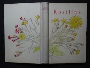 náhled knihy - Rostliny 1