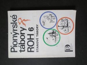 náhled knihy - Pionýrské tábory ROH 6