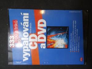 náhled knihy - 333 tipů a triků pro vypalování CD a DVD