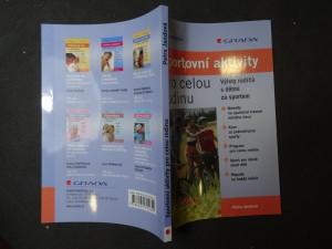 náhled knihy - Sportovní aktivity pro celou rodinu : výlety rodičů s dětmi za sportem
