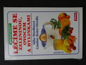 náhled knihy - Léčíme se zeleninou, ovocem a bylinkami